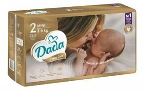 Подгузники Dada Extra Care Mini 2 (3-6кг) 43шт