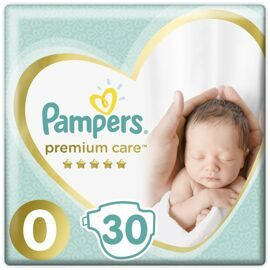 Подгузники Pampers Premium Care 0 (1.5-2.5кг) 30шт