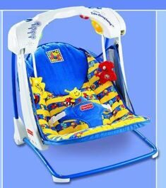 Качели Fisher Price Deluxe (1)